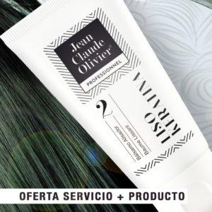 MECHAS ALUMINIO(Máx. 2 colores) + CORTAR + PEINAR
